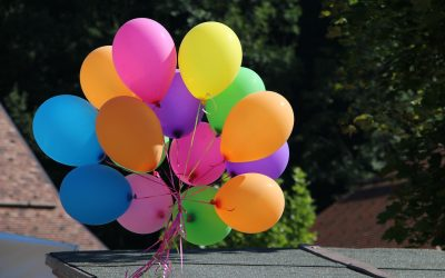 Great Balloon Decorations Ideas That You Can Share With Your Friends