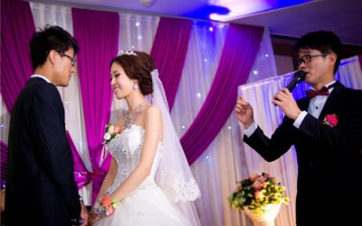 How To Select Your Wedding Emcee